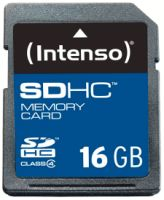 Intenso SD Card 16GB Class 4