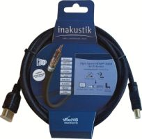 Inakustik High Speed HDMI Kabel 3,0 m