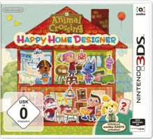 EPE 3DS Animal Crossing Happy Home Designer (3DS)