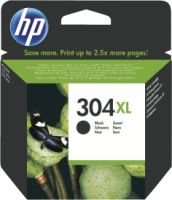 Hewlett Packard N9K08AE HP 304 BK XL
