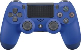 Sony PlayStation 4 Wireless Controller Blue