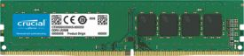 Crucial 8GB DDR4 2133 DIMM (PC4-17000) Desktop Dual Ranked
