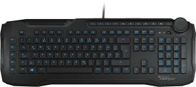 Roccat Horde - Membranical Gaming Keyboard, DE Layout, EU Packaging