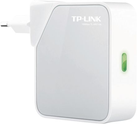 TP-Link TL-WR710N WLAN Nano-AP/Router/TV-Adapter/Repeater 150Mbit/s_0