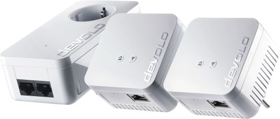 Devolo dLAN 550 WiFi Network Kit_0
