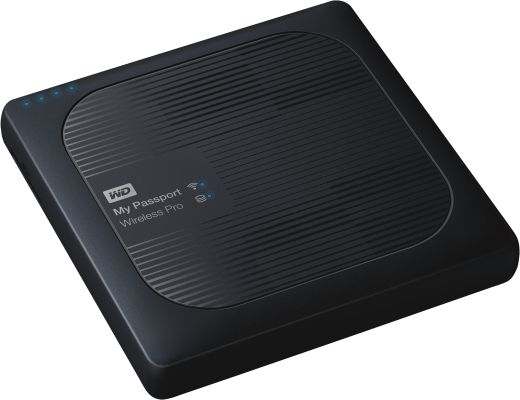 Western Digital My Passport Wireless Pro 2TB_0