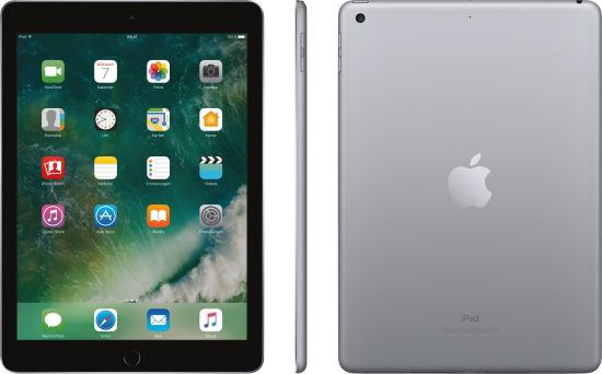 Apple iPad Wi-Fi 32GB_0